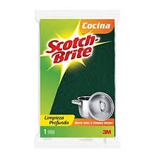 BRILLO VERDE SCOTCH BRITE