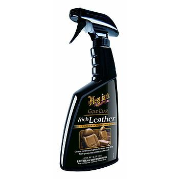 GOLD CLASS RICH LEATHER SPRAY 16 OZ